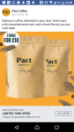 Pact coffee ad